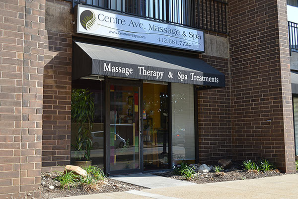 Centre Ave. Massage & Spa, Essex House, Pittsburgh PA
